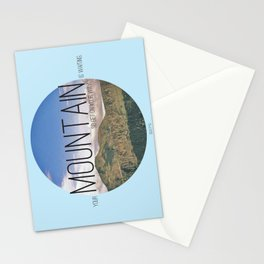 Today is your day Stationery Cards