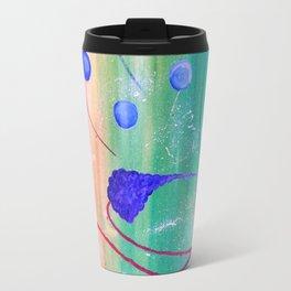 bubbleflower Travel Mug
