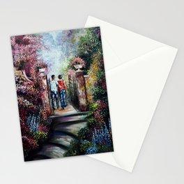 Romantic Landscape Stationery Cards
