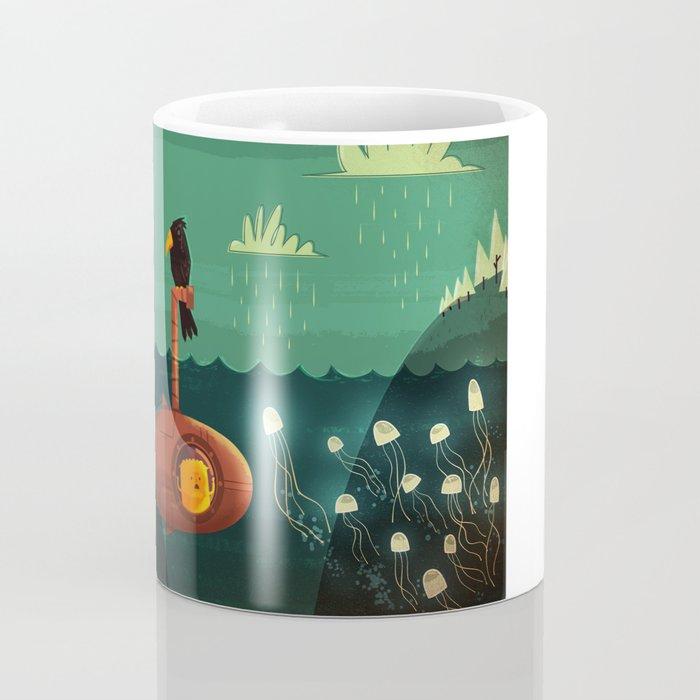 Submarine Coffee Mug