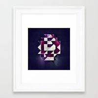 rwby Framed Art Prints featuring rwby pyndynt by Spires
