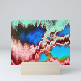 Microwaves Mini Art Print