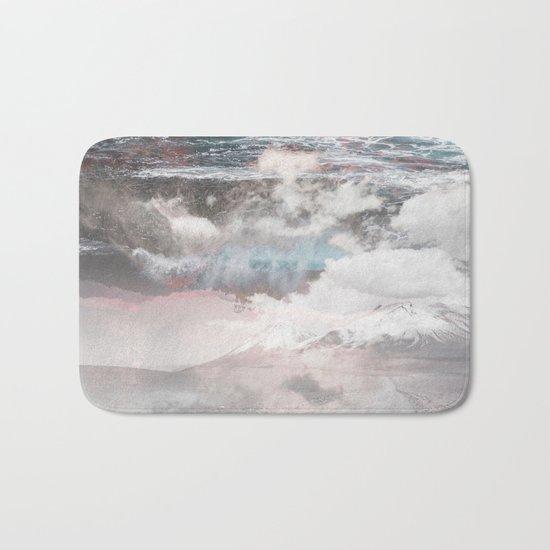 Crashing Clouds Bath Mat