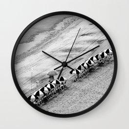 Myrtle Beach Sands Wall Clock