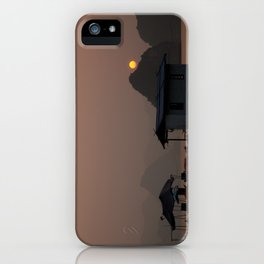 Halong Sunset iPhone Case