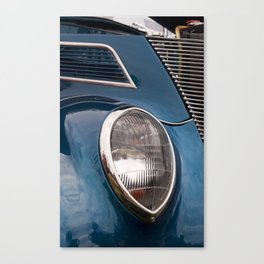 Vintage Car 7 Canvas Print