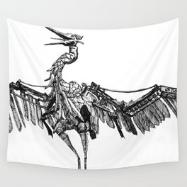 a marvelous creature Wall Tapestry