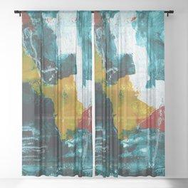thursday Sheer Curtain