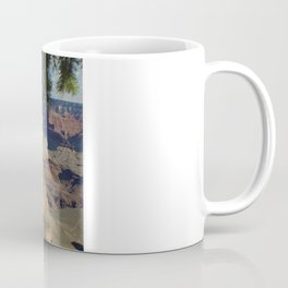 Battleship Rock, Grand Canyon NP, AZ -- Just after sunrise Coffee Mug