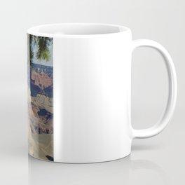 Battleship Rock, Grand Canyon NP, AZ -- Just after sunrise Coffee Mug