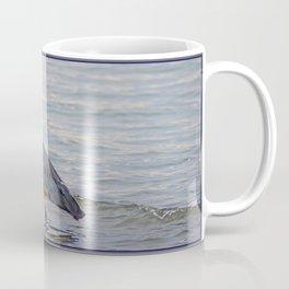 still here wading  Coffee Mug