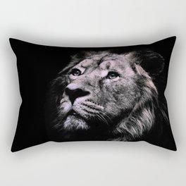 The Lion Rectangular Pillow