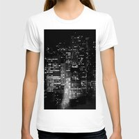 san francisco T-shirts featuring san francisco by Bunny Noir