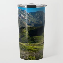 Boney Mountain,CA. Travel Mug