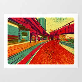 Buy gold - Fortuna Series Art Print