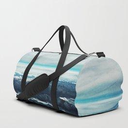 Mountain Sky Duffle Bag