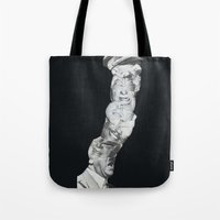 Bestial Mouths Tote Bag
