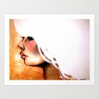 Ella Art Print