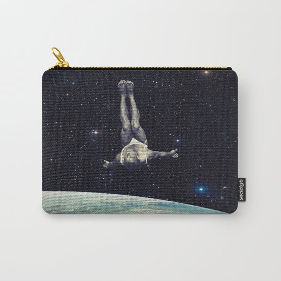 Jumping Carry-All Pouch