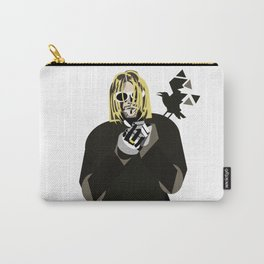 Study of a shadow (K.Cobain) Carry-All Pouch
