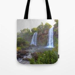 Iguazu Falls Misiones Province Argentina Ultra HD Tote Bag