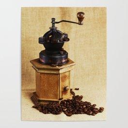 Coffee grinder NO.2 Poster