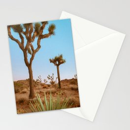 Joshua Tree Afternoons Stationery Cards