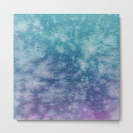 Abstract No. 121 Metal Print
