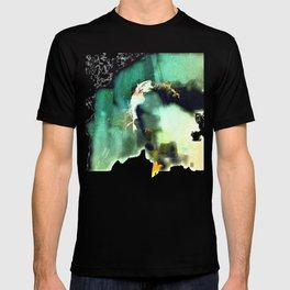 the model T-shirt