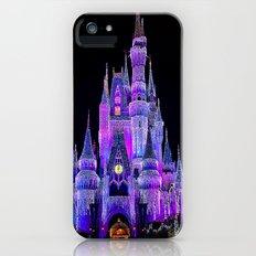 Walt Disney World Christmas Lights Slim Case iPhone (5, 5s)