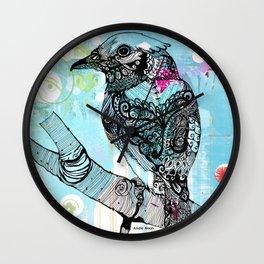 Pakhi  Wall Clock