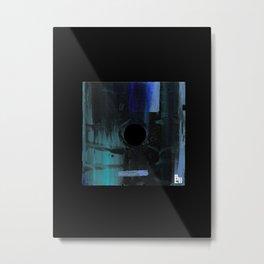 Floppy 25 Metal Print