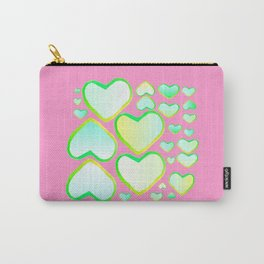 Coeur de printemps Carry-All Pouch