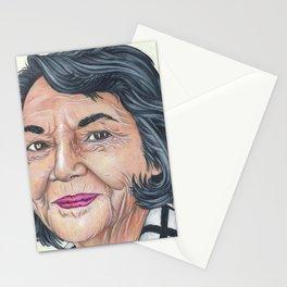 Dolores Huerta Stationery Cards