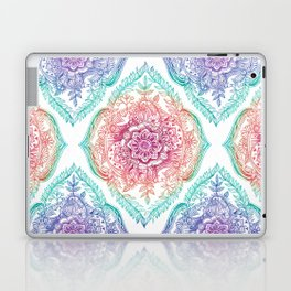 Indian Ink - Rainbow version Laptop & iPad Skin