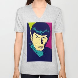Spock Logic Unisex V-Neck