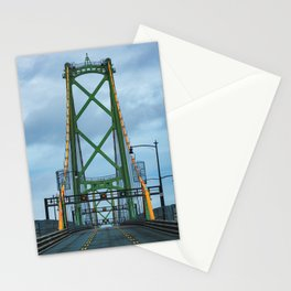 MacDonald Bridge Stationery Cards