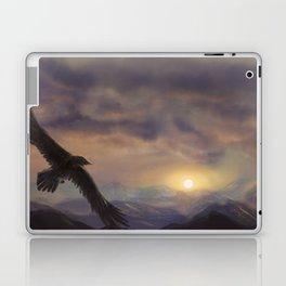 Chase the Morning Laptop & iPad Skin