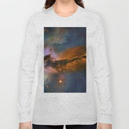 Stellar Spire in the Eagle Nebula Long Sleeve T-shirt