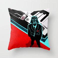Darth Lambo Throw Pillow