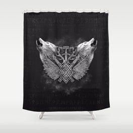 Gungnir - Spear of Odin Shower Curtain