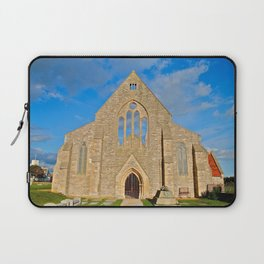 Church with no roof Laptop Sleeve