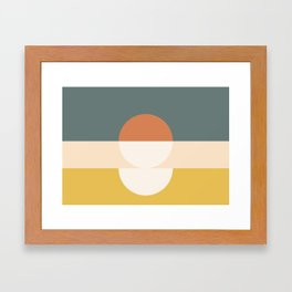 Abstract 02 Framed Art Print
