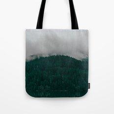 Pacific Northwest Lake Tote Bag