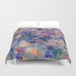 Floral pattern 56 Duvet Cover