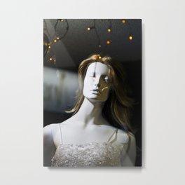 Petra Porcelain #4 Metal Print