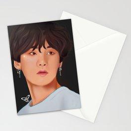 Yoongi BTS Stationery Cards
