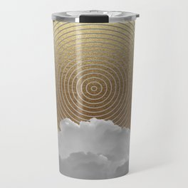 Nothing Gold Can Stay Travel Mug
