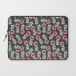 Camelita Retro Folk Flower Laptop Sleeve