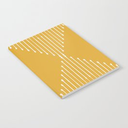 Geo / Yellow Notebook